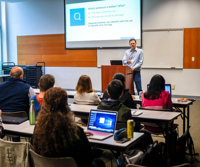 UBC MEL MHLP Professional Development - Effective Communication
