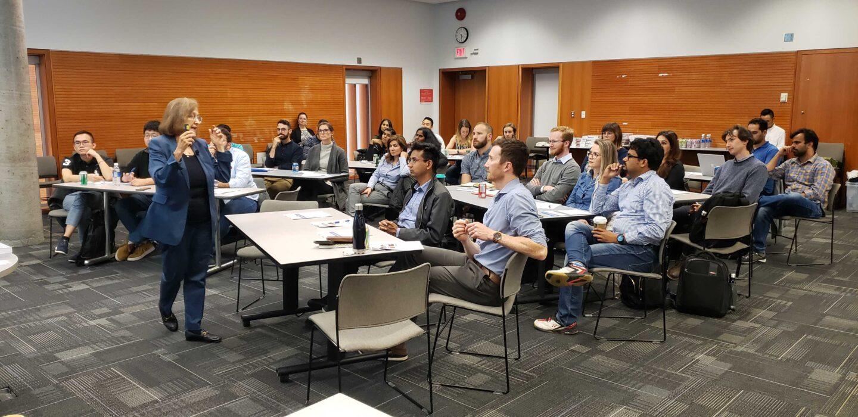 UBC MEL MHLP PD Workshop Inspirational Leader