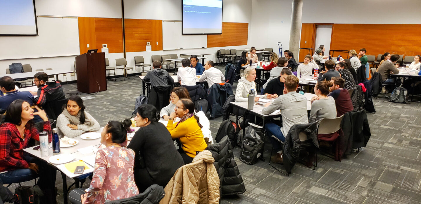 UBC MEL MHLP Strategic Networking – Make Your Contacts Count