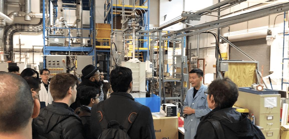 UBC MEL in CEEN CERC Site Visit
