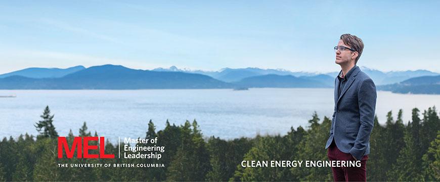 UBC MEL in Clean Energy Engineering
