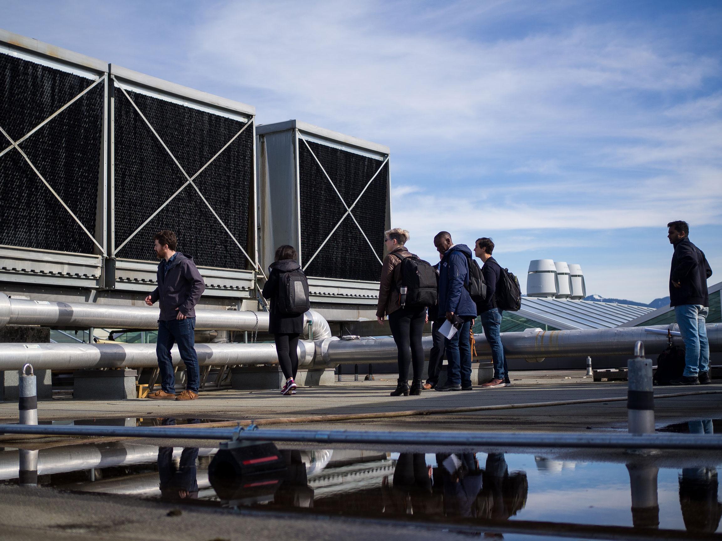 High Performance Buildings Field Trip