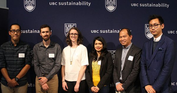 UBC MEL in Clean Energy Engineering students