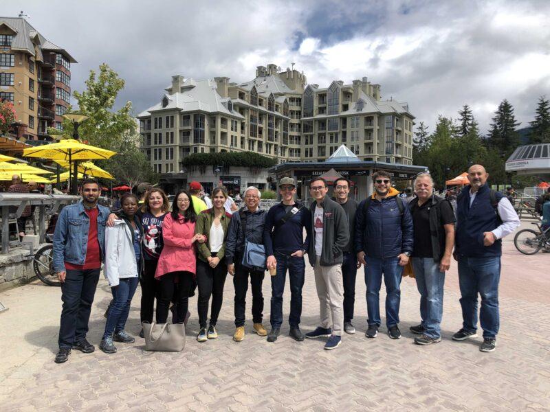 MEL URSY & IWME Whistler Trip