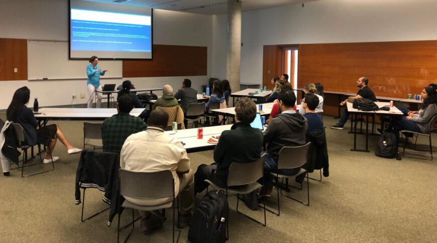 UBC MEL MHLP Professional Development - Conflict & Negotiations