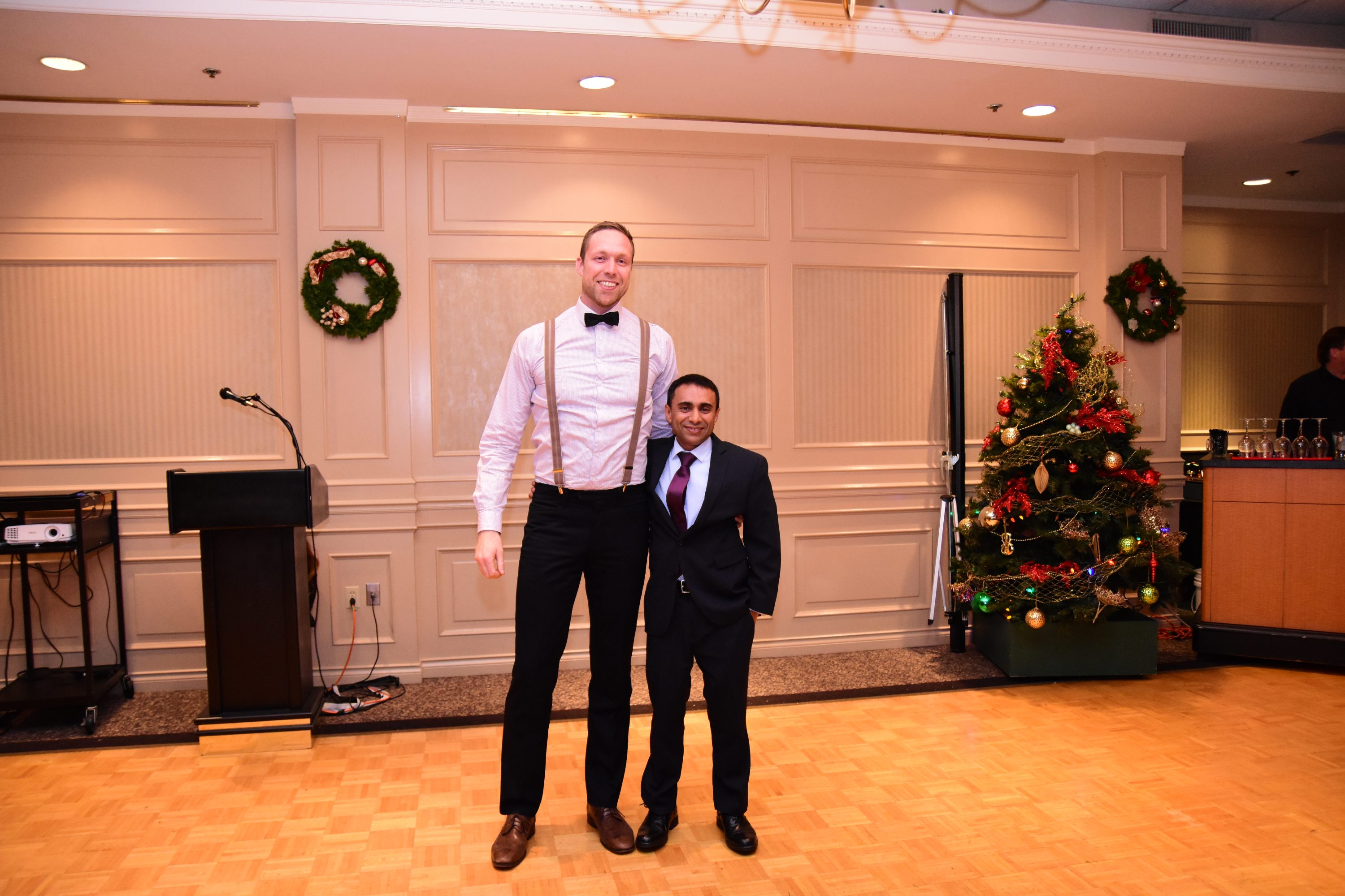 MEL and MHLP Graduation Gala: MEL in Green Bio-Products Graduate with Assistant Director Dr. Nuwan Sella Kapu