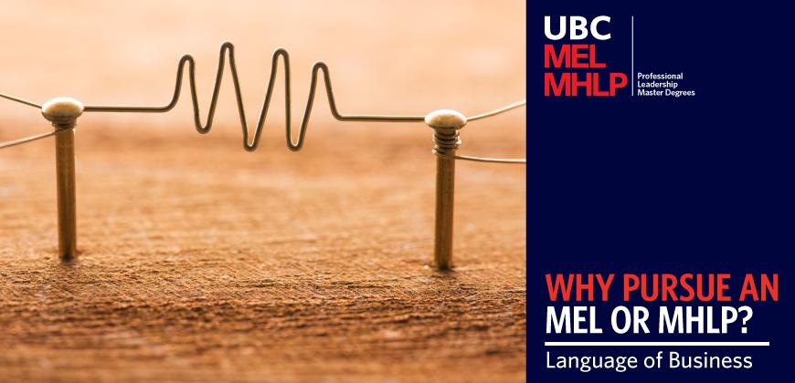 UBC MEL MHLP - Language of Business