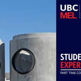 UBC MEL Student Experience Omid Javadi