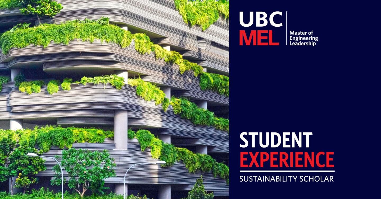UBC MEL Student Experience - Daniel Eden