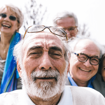 Supporting people with dementia to live at home