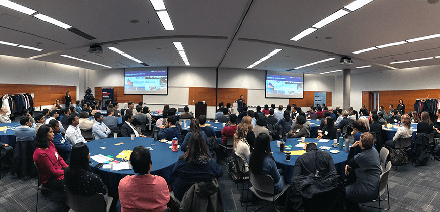 UBC MEL MHLP Welcome Day 2020
