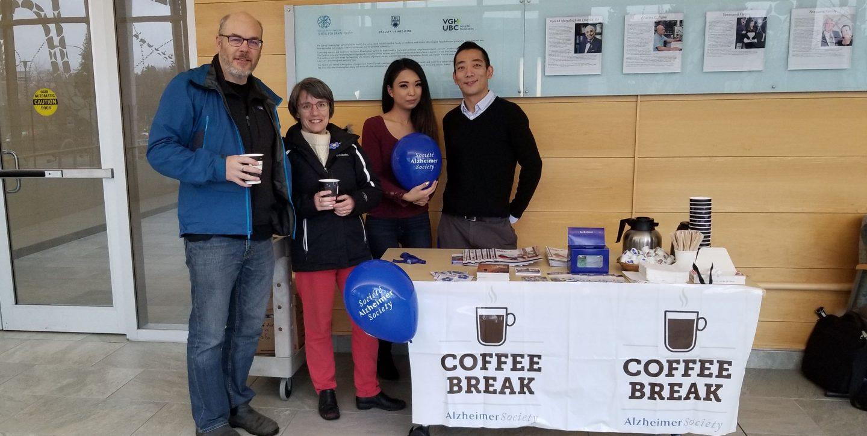 UBC MHLP in SC Nursing Coffee Break