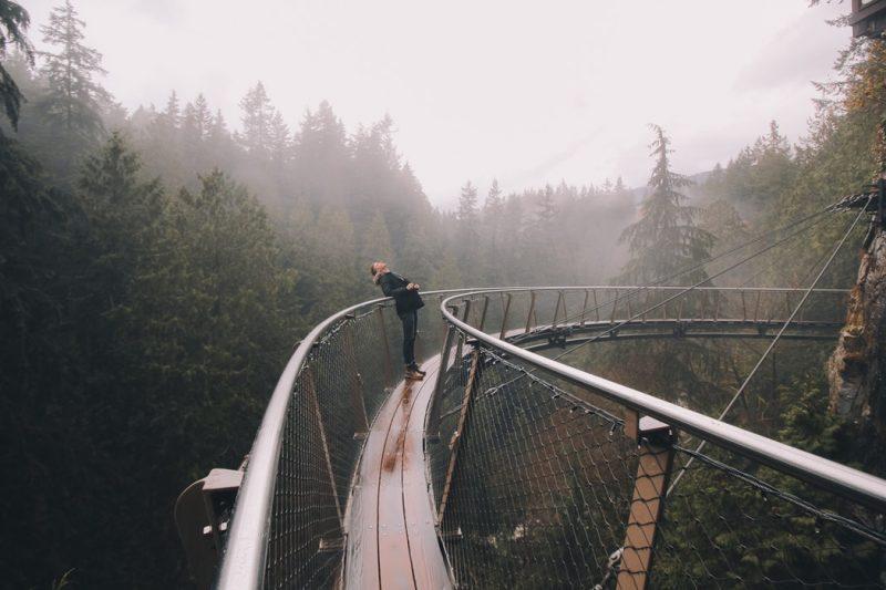 UBC MEL MHLP - Experience Vancouver - Capilano Bridge